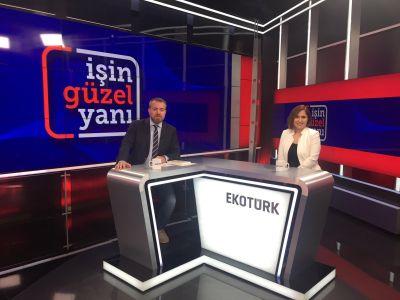 Ekotürk TV İşin Güzel Yanı Programı