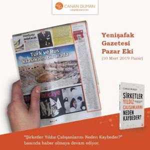 Yenişafak Gazetesi Pazar Eki