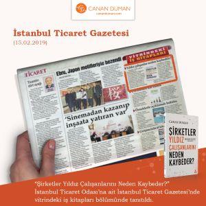 İstanbul Ticaret Gazetesi